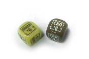 Treasures and Traps [Ltd. Edition Dice Set]